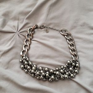 Kenneth Cole faux pearl necklace